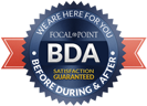 BDA Badge